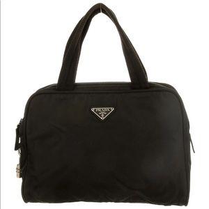 Authentic  PRADA Tessuto Tote Bag Great Condition